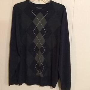 Dockers Argyle Sweater XL